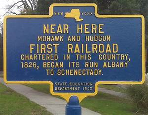 New York State Historic Markers
