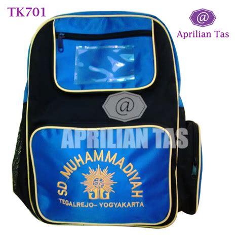 tas seminar anak tk logo bisa  sesuaikan dgn