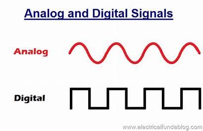 Digital Analog Signals Communication Signal Advantages Introduction