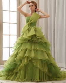 green bridesmaid dresses collection of green princess wedding dresses for chic bridal look sang maestro