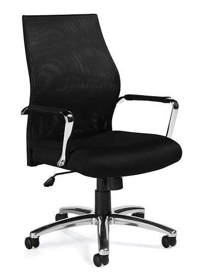 Keno Mesh Back Tilter - OTG11657B   Office Furniture