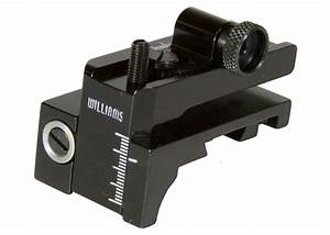 Air Venturi Williams Diopter Sight . Rear sights ...