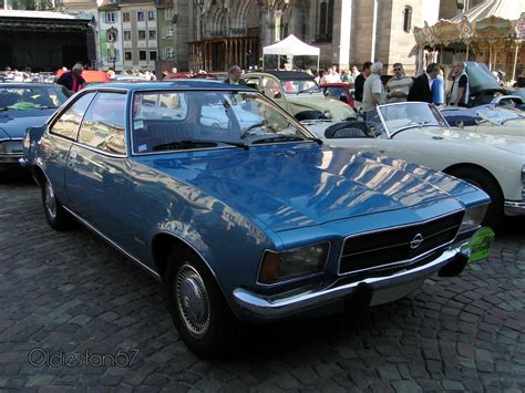 opel rekord d coupe opel rekord d 1900 automatic coupe 1972 1977 oldiesfan67 quot mon auto quot