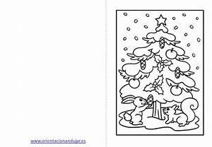 Christmas De Navidad Para Colorear 1 Orientacin Andjar Recursos Educativos