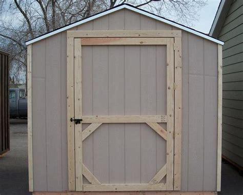 13 Comprehensive Plans And Walkthru's To Build Shed Doors