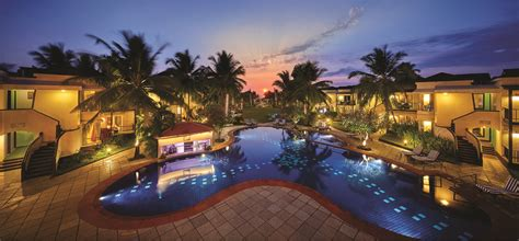luxury beach resorts  goa hotels  goa