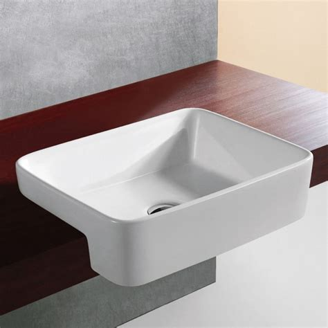 replacement kitchen semi recessed basin highgrove bathrooms