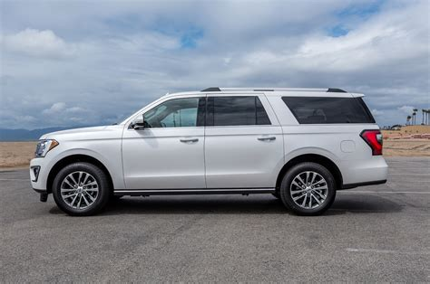ford expedition max limited interior review motor trend