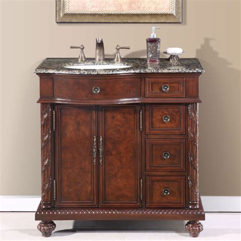 kitchen islands with granite 36 perfecta pa 138 bathroom vanity single sink cabinet