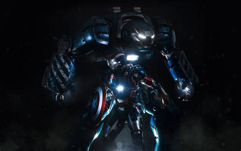iron patriot iron man wallpapers wallpapers hd