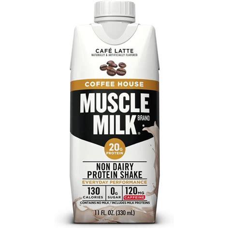 Mocha latte and cafe latte. Muscle Milk Coffee House Protein Shake, Cafe Latte, 11 Fl Oz, 12 Pack - Walmart.com - Walmart.com
