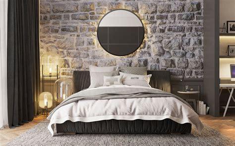 camere da letto rustiche ecco  idee  arredamento