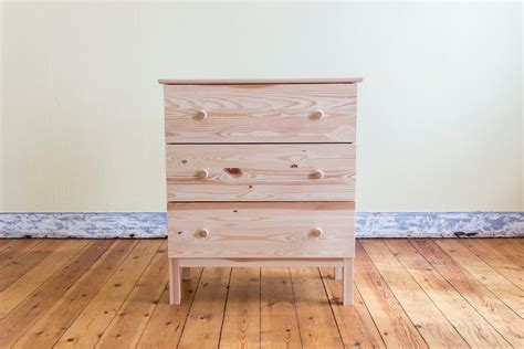 Tarva 6 Drawer Chest Pine by Ikea Hack Tarva Chest Of 3 Drawers In Pine Wikifab