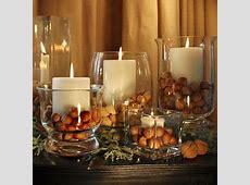 ~ delicious decor ~ Candles for Christmas