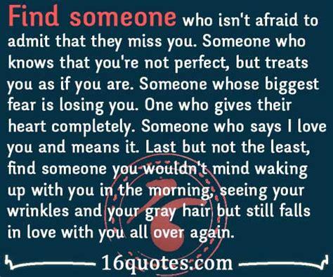fear  losing    love quotes quotesgram