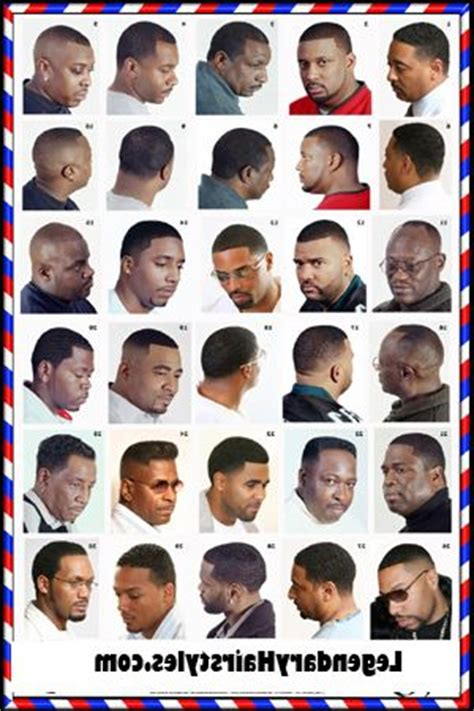 black haircut styles chart hairstyle 2013