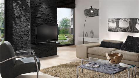 Wohnzimmer Ideen Wandgestaltung Stein Rheumricom