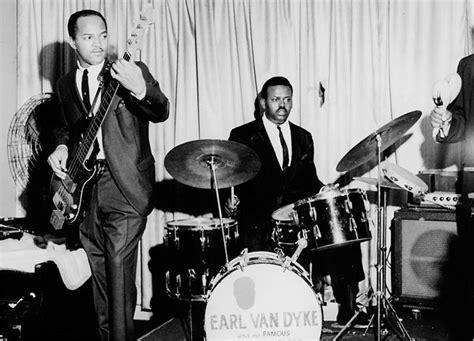 Uriel Jones, A Motown Drummer, Dies At 74