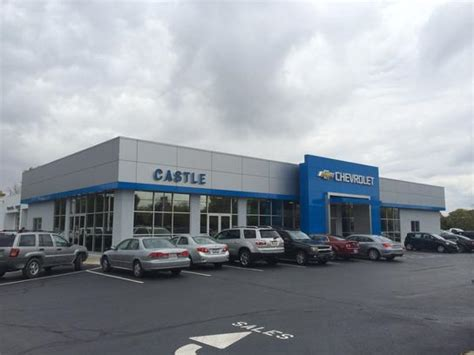 castle chevrolet car dealership  villa park il