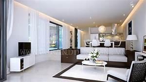 Open plan living space Interior Design Ideas