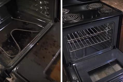 ofen reinigen backpulver 9 einfache methoden einen schmutzigen ofen zu reinigen