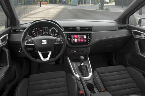 seat arona interieur essai nouvelle seat arona un futur best seller driver
