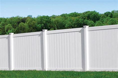 Vinyl Privacy Fence + Commercial Grade Vinyl Privacy Fencing