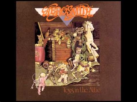 aerosmith toys   attic original vinyl side