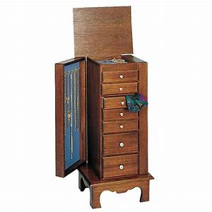 Lingerie and Jewelry Chest Plan $10 49 Lingerie Chest