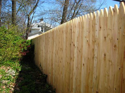 western  wood fence panels design ideas  wood