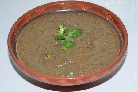 lentilles vertes du berry pour une soupe roborative qui