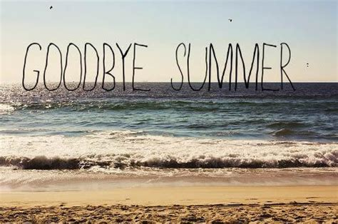 goodbye summer pictures   images  facebook