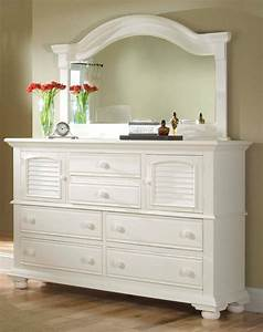 White bedroom dresser with mirror home furniture design for Bedroom dressers with mirror