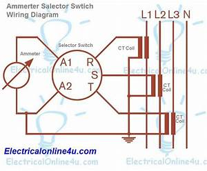 A Complete Guide Of Ammeter Selector Switch Wiring Diagram