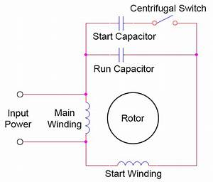 Motor Starting Capacitor  U00bb Capacitor Guide