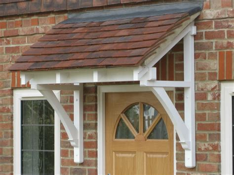 Timber Porch Kits by Period Timber Canopy Cottage Style Front Door Porch Door