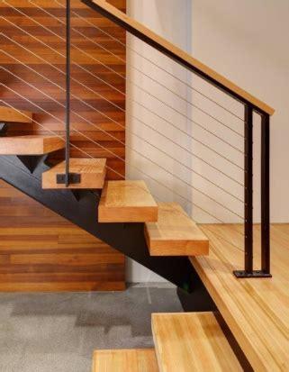 desain tangga minimalis  ruangan sempit  unik