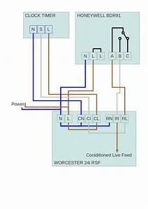 Worcester Greenstar 24i Junior Wiring Diagram