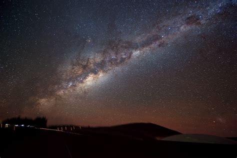 Amateur Observing Can The Milky Way Be Seen With The