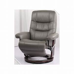 fauteuil cuir quebec relaxation espace du sommeil With fauteuil cuir