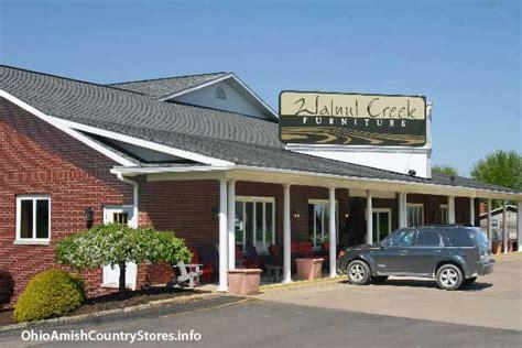 walnut creek ohio stores ohio amish country stores