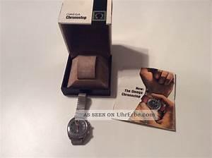 C Und A Prospekt : omega uhr chronostop 1968 mit box und prospekt rarit t ~ Watch28wear.com Haus und Dekorationen