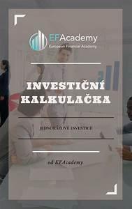 Investiční kalkulačka