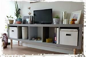 Peindre Un Meuble Ikea : une nouvelle vie pour un meuble ikea attention pour ~ Melissatoandfro.com Idées de Décoration