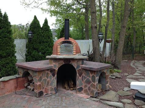 backyard pizza oven code brick pizza oven creations
