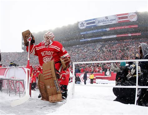 Detroit Red Wings Winter Classic 2014