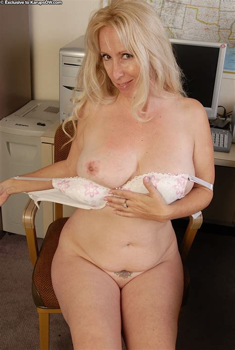 busty secretary heather horny at work free cougar sex