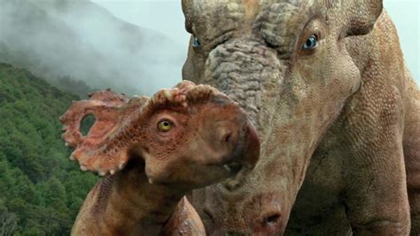 teaser du film sur la terre des dinosaures le film