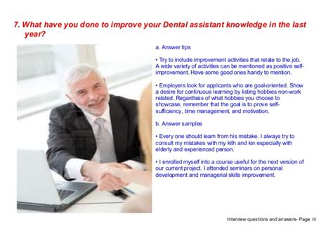 Questions For Dental Assistant by Top 7 Dental Assistant Questions Answers