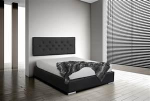 Tete De Lit Cloutée : tete de lit suspendre indo blanc l 165 x h 60 x p 10 ~ Teatrodelosmanantiales.com Idées de Décoration